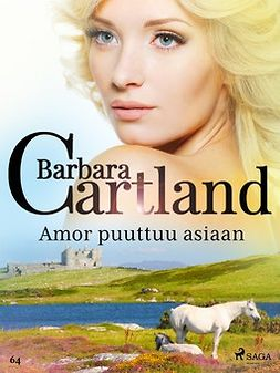 Cartland, Barbara - Amor puuttuu asiaan, e-kirja