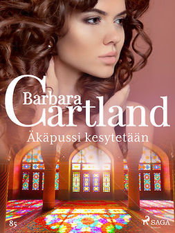 Cartland, Barbara - Äkäpussi kesytetään, e-kirja