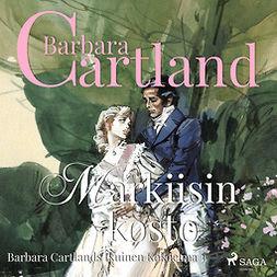 Cartland, Barbara - Markiisin kosto, äänikirja