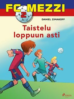 Zimakoff, Daniel - FC Mezzi 2 - Taistelu loppuun asti, e-kirja