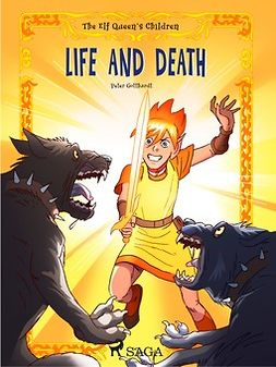 Gotthardt, Peter - The Elf Queen's Children 7: Life and Death, ebook