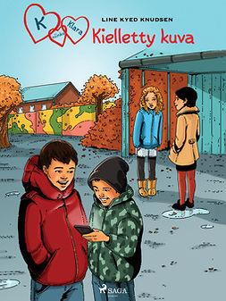 Knudsen, Line Kyed - Kielletty kuva, e-kirja