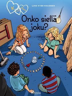 Knudsen, Line Kyed - Onko siellä joku?, ebook