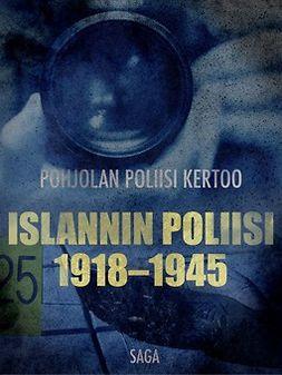 - Islannin poliisi 1918-1945, ebook