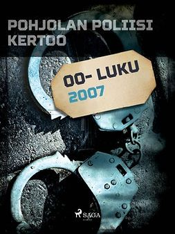 - Pohjolan poliisi kertoo 2007, ebook