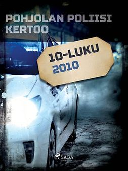 - Pohjolan poliisi kertoo 2010, ebook