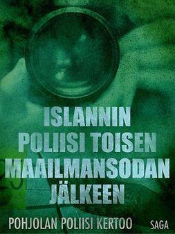 - Islannin poliisi toisen maailmansodan jälkeen, ebook