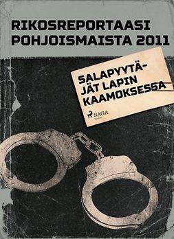 - Rikosreportaasi Pohjoismaista 2011: Salapyytäjät Lapin kaamoksessa, e-kirja