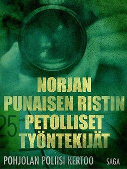 - Norjan Punaisen Ristin petolliset työntekijät, e-kirja