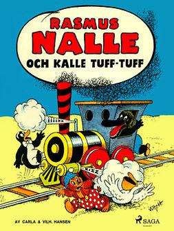 Hansen, Carla og Vilhelm - Rasmus Nalle och Kalle tuff-tuff, e-kirja