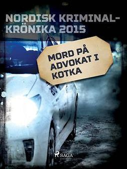 - Mord på advokat i Kotka, ebook
