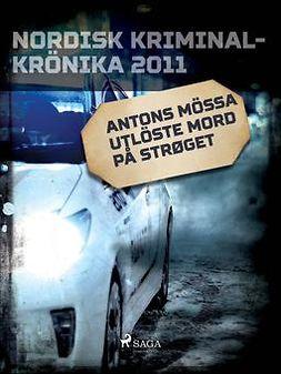- Antons mössa utlöste mord på Strøget, e-kirja