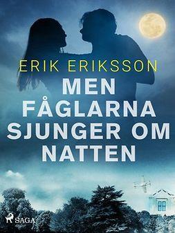 Eriksson, Erik - Men fåglarna sjunger om natten, ebook