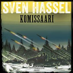 Hassel, Sven - Komissaari, äänikirja