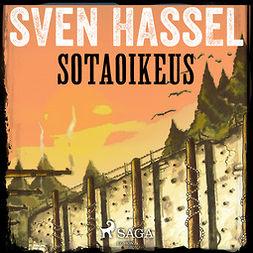 Hassel, Sven - Sotaoikeus, äänikirja