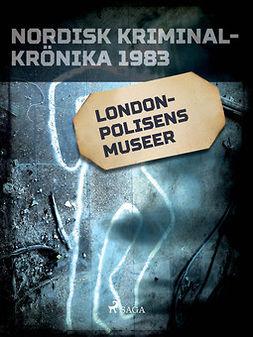 - Londonpolisens museer, ebook