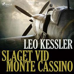 Kessler, Leo - Slaget vid Monte Cassino, audiobook