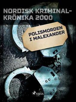 - Polismorden i Malexander, e-kirja