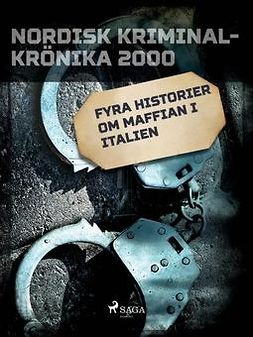 - Fyra historier om maffian i Italien, ebook