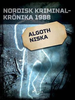 Diverse - Algoth Niska, ebook