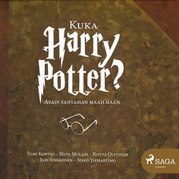 Kontio, Tomi - Kuka Harry Potter?, audiobook