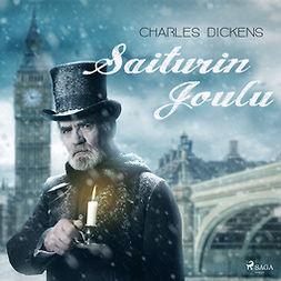 Dickens, Charles - Saiturin Joulu, äänikirja