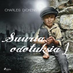 Dickens, Charles - Suuria odotuksia 1, äänikirja