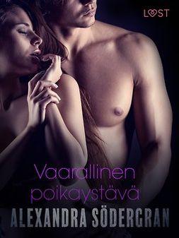 Södergran, Alexandra - Vaarallinen poikaystävä - eroottinen novelli, e-kirja