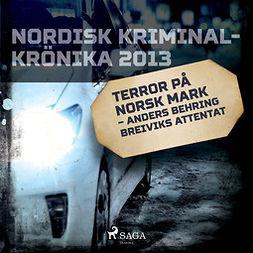 työryhmä, Kustantajan - Terror på norsk mark - Anders Behring Breiviks attentat, äänikirja