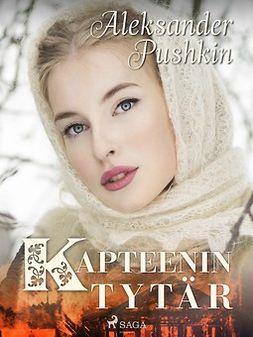 Pushkin, Aleksandr - Kapteenin tytär, e-kirja