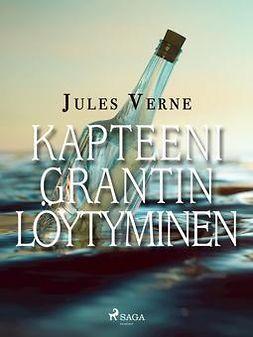 Verne, Jules - Kapteeni Grantin löytyminen, e-kirja
