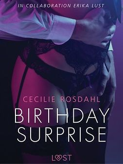 Rosdahl, Cecilie - Birthday Surprise, ebook