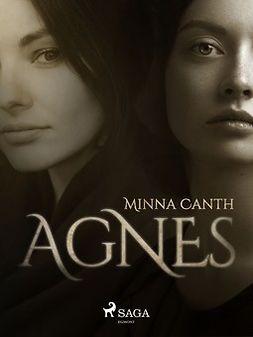 Canth, Minna - Agnes, e-kirja