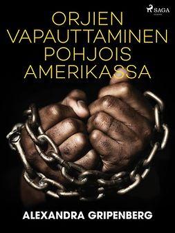 Gripenberg, Alexandra - Orjien vapauttaminen Pohjois-Amerikassa, e-kirja