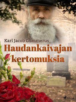 Gummerus, Karl Jacob - Haudankaivajan kertomuksia, e-kirja