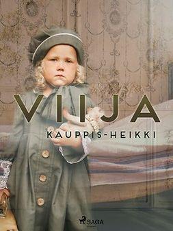 Kauppinen, Heikki - Viija, e-kirja