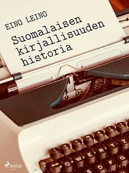 Leino, Eino - Suomalaisen kirjallisuuden historia, e-kirja