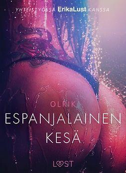 Olrik - Espanjalainen kesä - eroottinen novelli, e-kirja