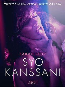 Skov, Sarah - Syö kanssani, e-kirja