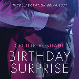 Rosdahl, Cecilie - Birthday Surprise, audiobook