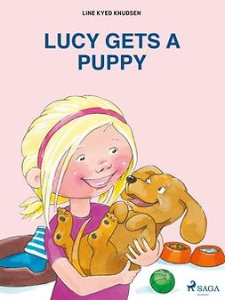 Knudsen, Line Kyed - Lucy Gets a Puppy, ebook