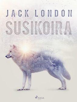 London, Jack - Susikoira, ebook