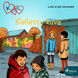 Knudsen, Line Kyed - K niinku Klara 15 - Kielletty kuva, äänikirja