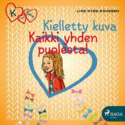 Knudsen, Line Kyed - K niinku Klara 5: Kaikki yhden puolesta!, äänikirja