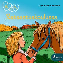 K niinku Klara 12 - Ratsastuskoulussa