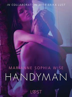 Wise, Marianne Sophia - Handyman - Sexy erotica, ebook