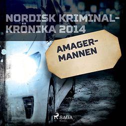 Löfgren, Björn - Amagermannen, audiobook