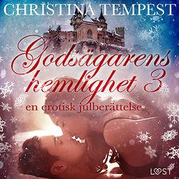Tempest, Christina - Godsägarens hemlighet 3 - en erotisk julberättelse, audiobook