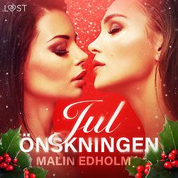 Edholm, Malin - Julönskningen, audiobook