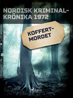 - Koffertmordet, ebook